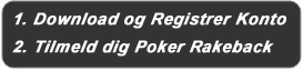 Modtag PokerStars Rakeback nu